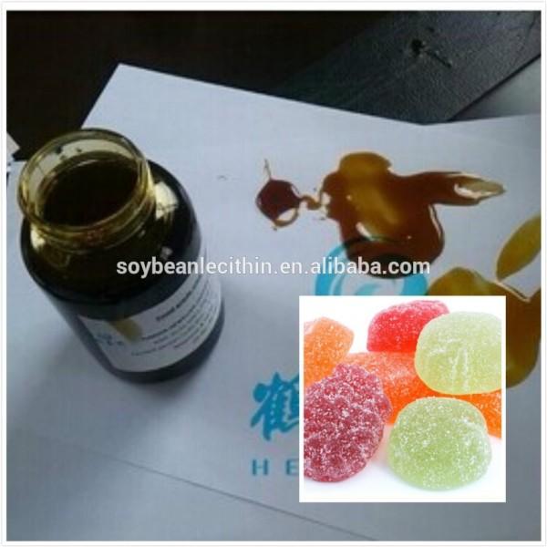 Oferta de la fábrica de la categoría alimenticia de soja lecitina 60%