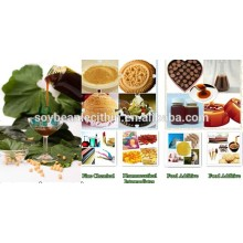 Lecitina de soja un emulsionante para lecitina nutrición