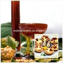 Líquido generales lecitina para tarta de huevo