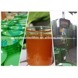 Finest natural líquido do produto comestível lecitina de soja
