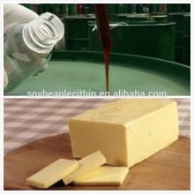 Lecitina de uso en el mantequilla