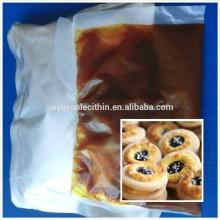 Lecitina para galletas suplemento alimenticio de la fábrica china