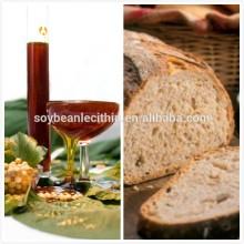 Caliente venta líquido lecitina de soja para suplemento alimenticio