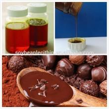 Soluble en agua soyabean lecitina suplemento alimenticio