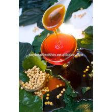 Líquida de la categoría alimenticia colores primarios GMO - emulsionante de lecitina de soja