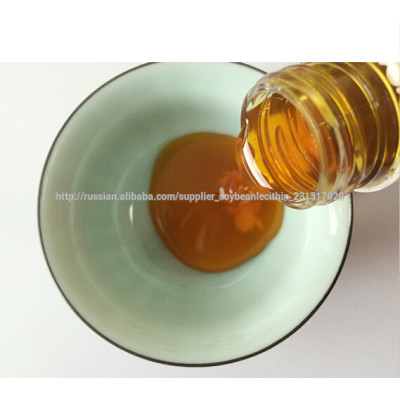 Lecitina de soja líquida de la categoría alimenticia y polvo