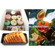 Lecitina de alimentos naturales emulsionante