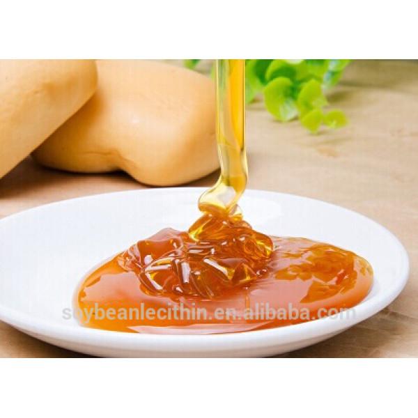 Precios de los alimentos de hielo crema emulsionante lecitina de