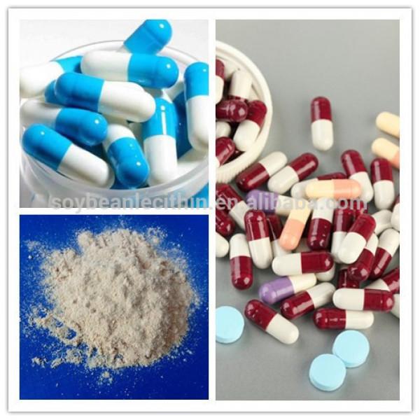 Farmacéutica de soja de soja frijol lecitina