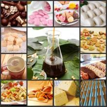 Alimentos de grado de alimentación soluble en aceite líquido de viscosidad polvo de soja lecitina
