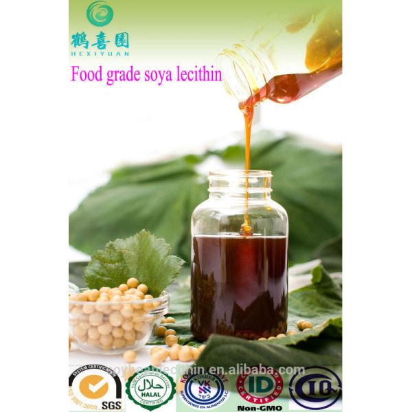 Emulsionante de lecitina de soja ( uso en el procesamiento de alimentos )