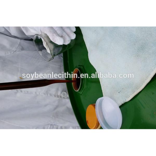 No gm soja modificado lecitina