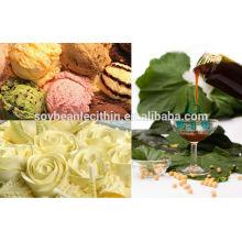 Oferta de la fábrica ingredientes alimentarios de soja lecitina