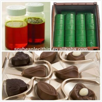 Suministro factoy soja lecitina para chocolate