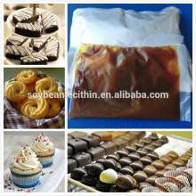 Lecitina para galletas emulsionante