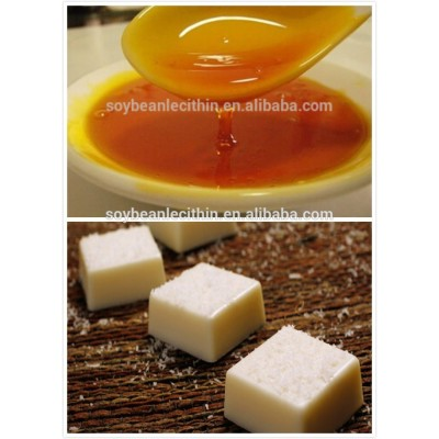 Emulsionante lecitina para chocolate