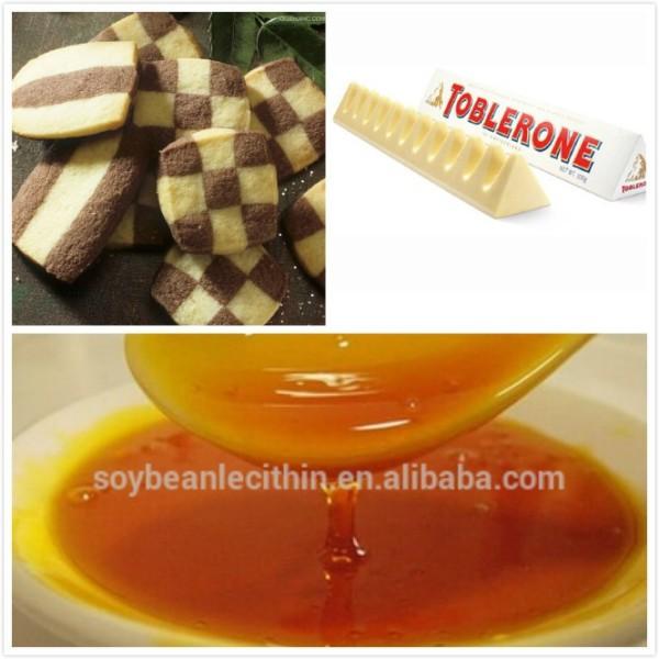 Soyabean lecitina para galletas emulsionante
