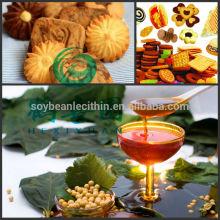 Alta calidad emulsionante gmo envío lecitina de para galletas manufatcure