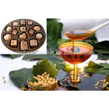 Grado alimenticio líquido lecitina emulsionante
