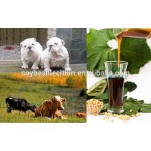 Oferta de la fábrica excelente quanlity hala de la categoría alimenticia lecitina de líquido