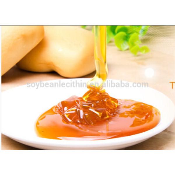 Qualité alimentaire blanchiment liquide de lécithine de soja