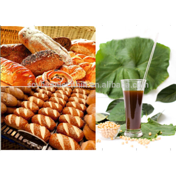 Fabricación de alimentación alta calidad lecitina de bizcocho estabilizador