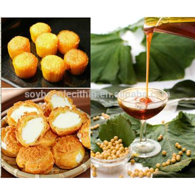 Fabricación de alimentación alta calidad lecitina de alimentos estabilizador