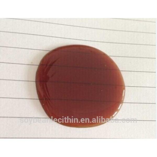 Transparente líquido lecitina de