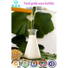 La lecitina hidrogenar( soluble en agua de lecitina de soja)