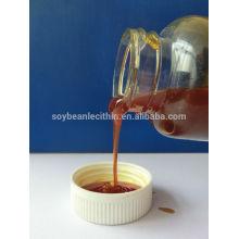 Grado de alimentación lecitina de aceite ( para aqua, aves de corral, ganado aditivo para la alimentación )