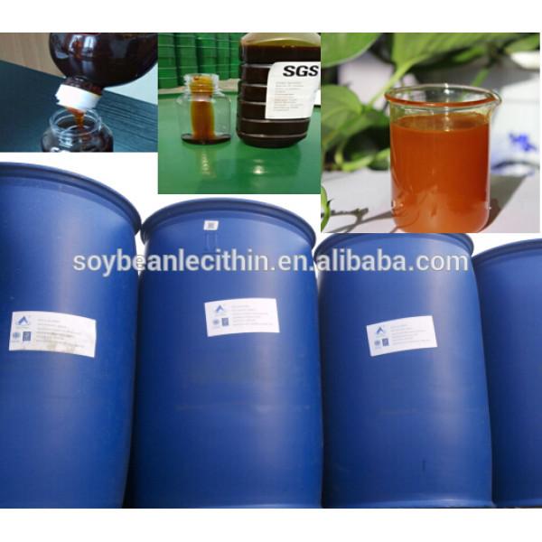 la lecitina de soja de producción desde el fabricante