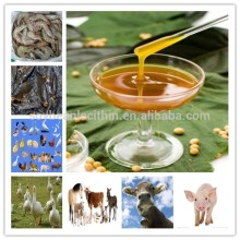 Fabricación fuente de alimentación lecitina de para camarón alimenta la ingredants
