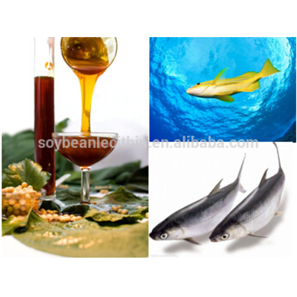 Modificado lecitina de para acuicultura especies alimenta la
