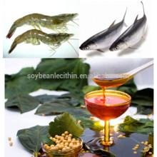 Lecitina de aceite para crustáceos y pescado