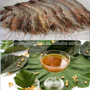 Soja lecitina para crustáceos e alimentos para peixes