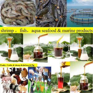 Soja lecitina para Aqua Feed Grade
