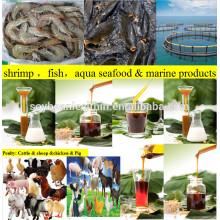 Soja lecitina para Aqua de grado de alimentación