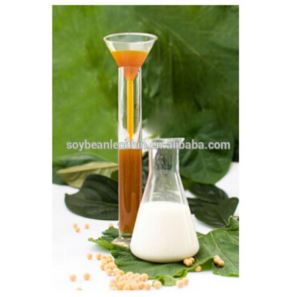Soluble en agua lecitina