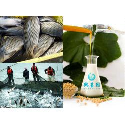 Orgánico lecitina de alimentos para peces ingredientes