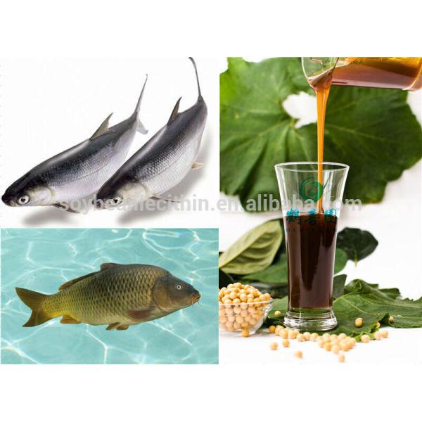 Lecitina de para alimentos para peces ingredientes