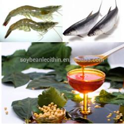 Lecitina para aqua alimenta aditivos