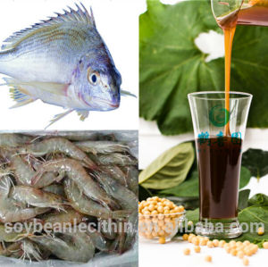 Soja lecitina natural - alimentos para peixes ingredientes