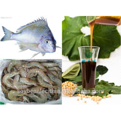 Lecitina de natural - alimentos para peces ingredientes