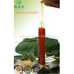 Lécithine de soja pour l'alimentation du bétail complément