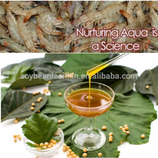 Lecitina de ingrediente para gránulo aqua alimenta la
