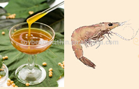 Soja lecitina peixe / camarão alimenta ingrediente