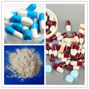 Lecitina pharma grado ( soja lecitina de materia prima medicina )