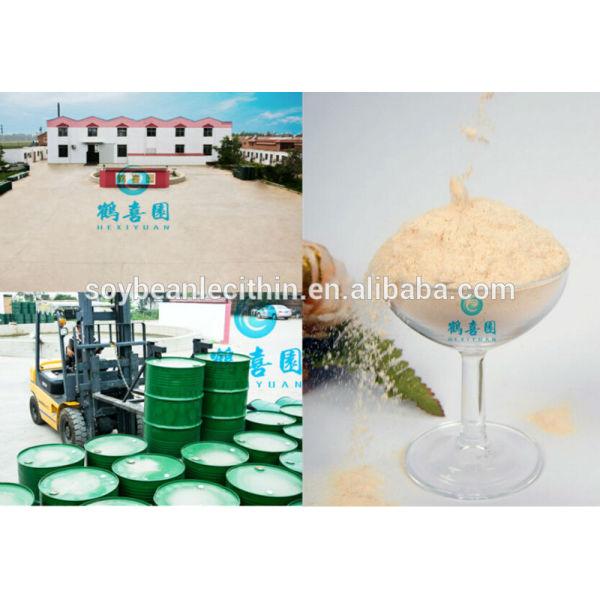 Fuente de la fábrica de grado farmacéutico en polvo soyabean lecitina