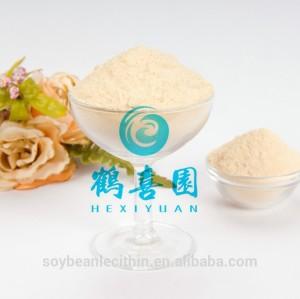 Polvo de calidad superior de soja lecitina