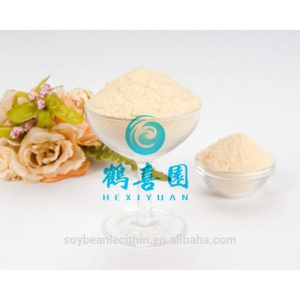 Top qualité poudre lécithine de soja